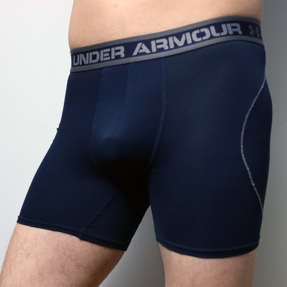 Under Armour Mens ISO Chill Mesh BoxerJock